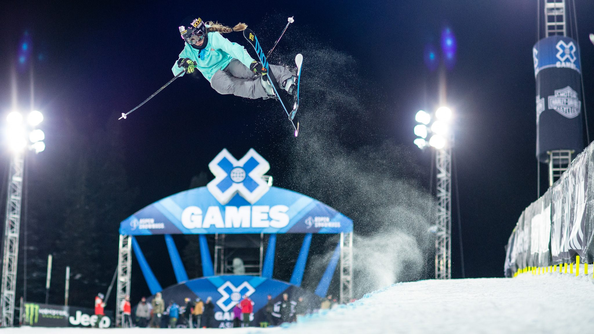 Women's Ski SuperPipe