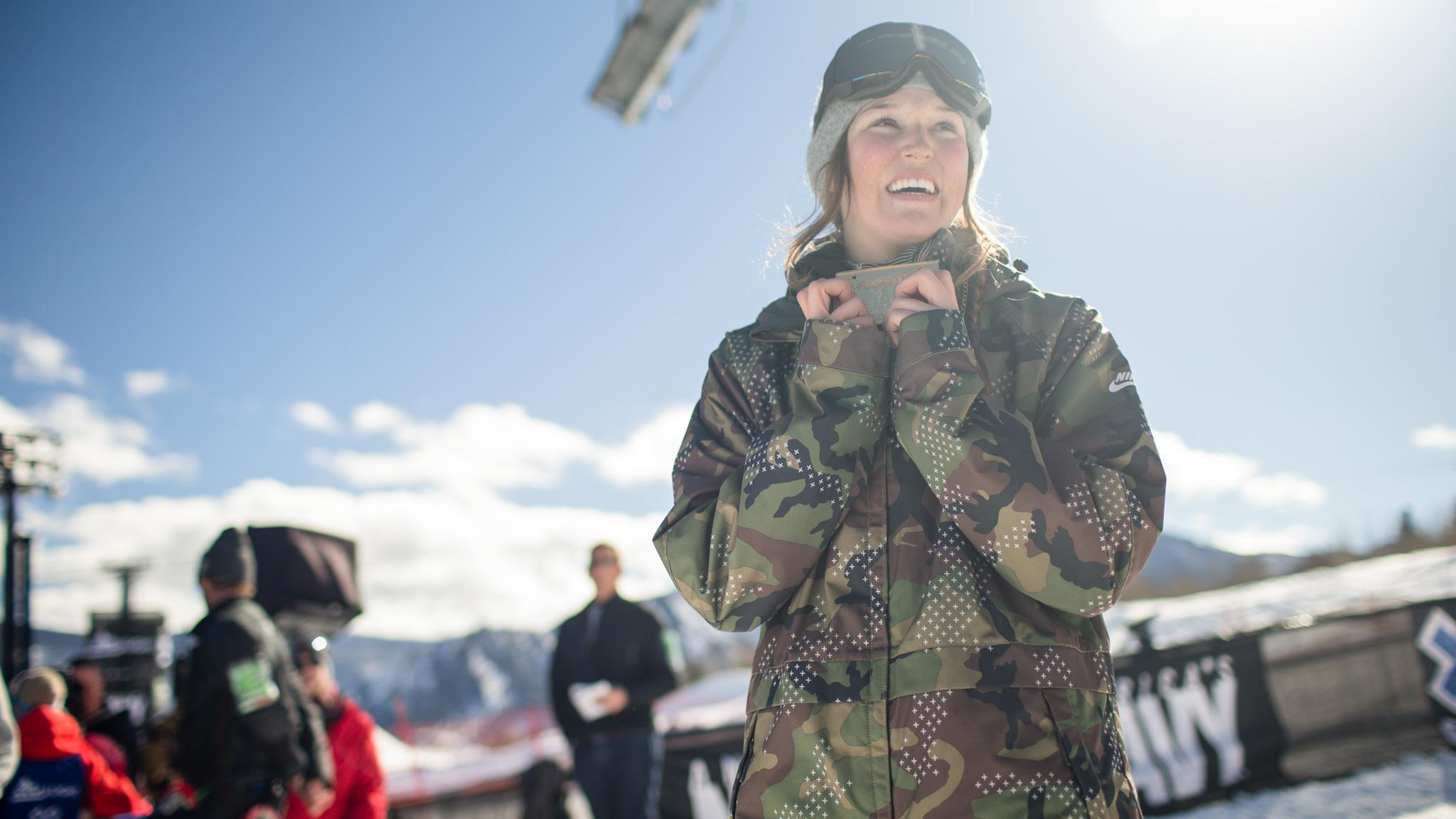 Women's Snowboard Slopestyle