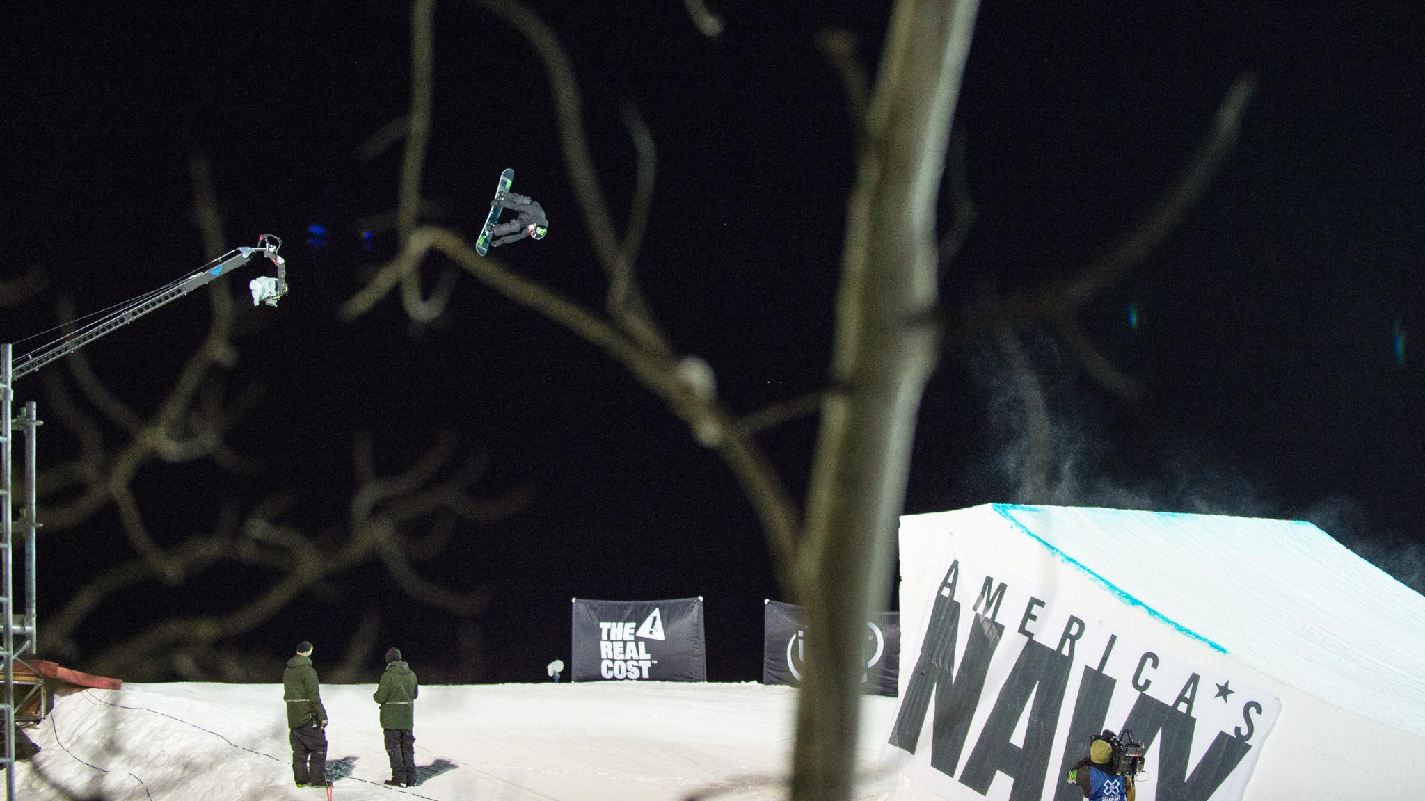 Men's Snowboard Big Air