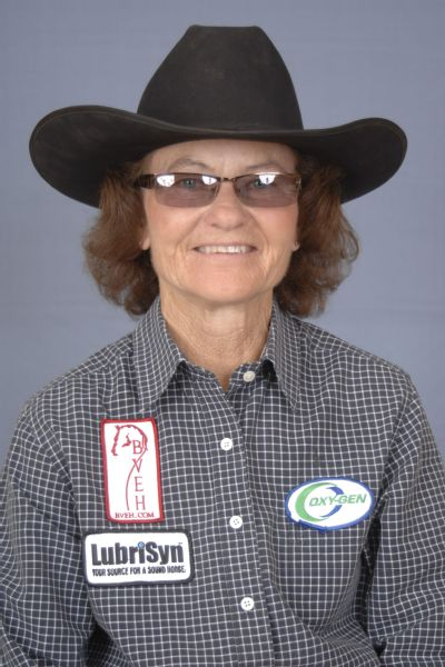 Mary Burger rode her way to 190,977 in regular-season earnings in 2016 -- a Women's Professional Rodeo Association record.
