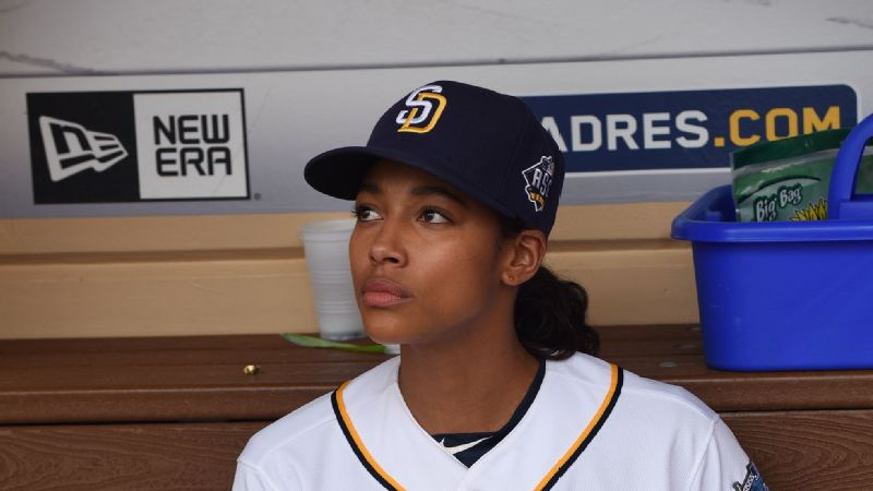 Ginny Baker's first season with the Padres came to an end, along with the first season of Pitch. Here's hoping it's not the last.