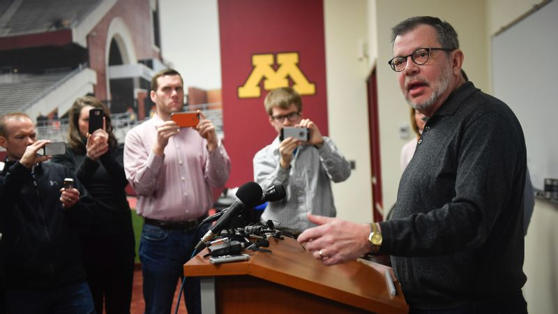 University of Minnesota President Eric Kaler took a swift and powerful stance against campus violence by suspending 10 football players for their alleged roles in a reported sexual assault.