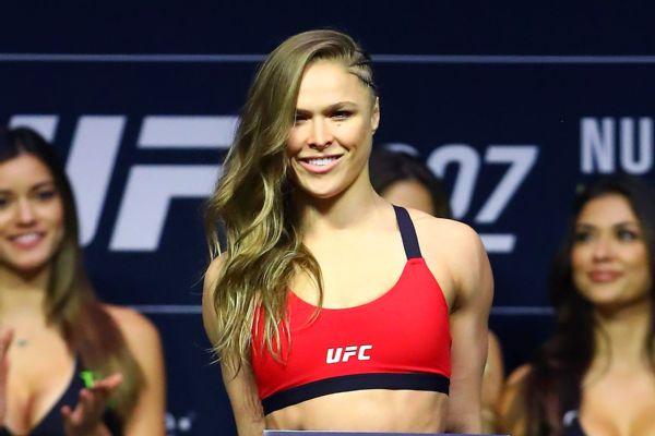 Ronda Rousey, Amanda Nunes