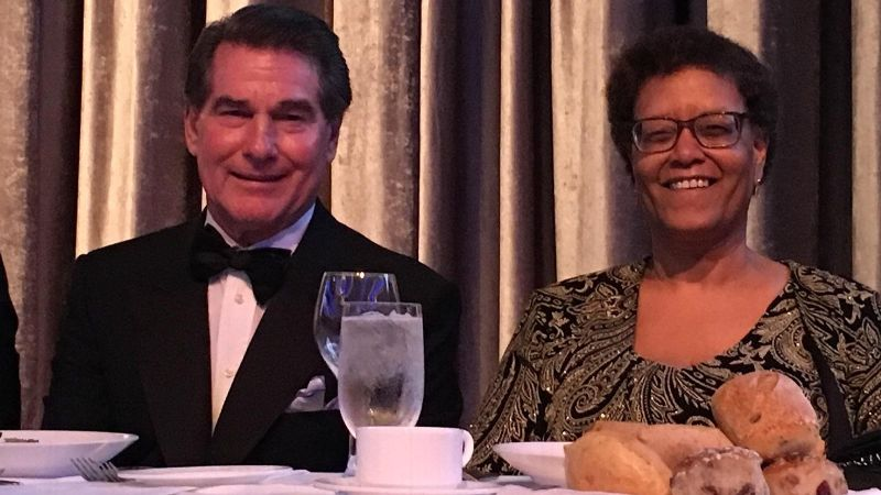 Steve Garvey, Claire Smith