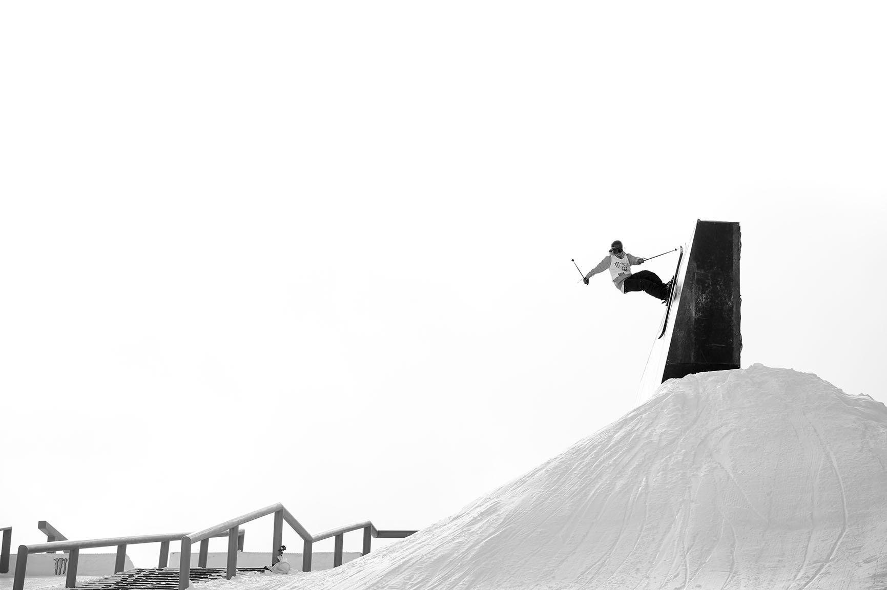 James Woods, Ski Slopestyle Qualifier