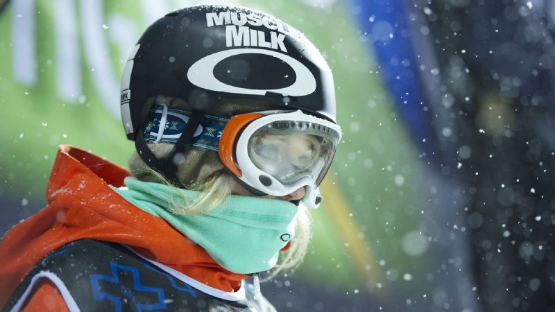 Gretchen Bleiler battled concussions throughout her 13-year snowboarding career -- and she says she's not out of the woods yet.