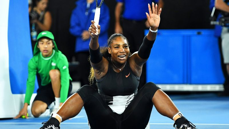 Serena Williams is now just one major title behind Margaret Court for the most all time.