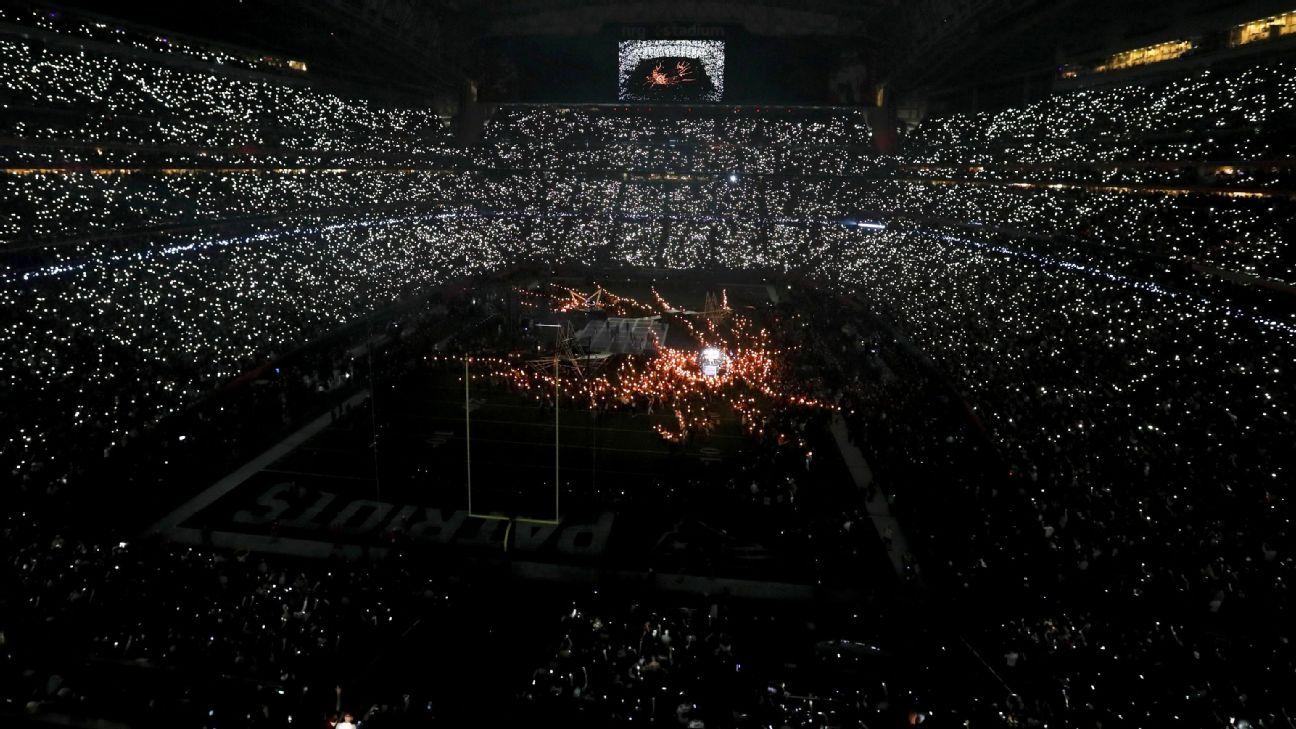Super Bowl LI Halftime show
