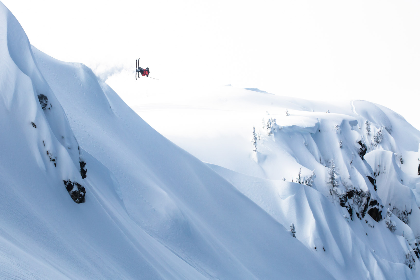 Kye Petersen, Coast Mountains, Canada