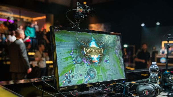 League of Legends is one of the most popular esports on the planet.