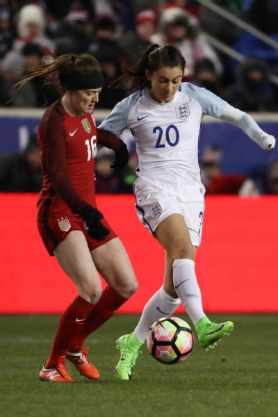 USWNT Rose Lavelle