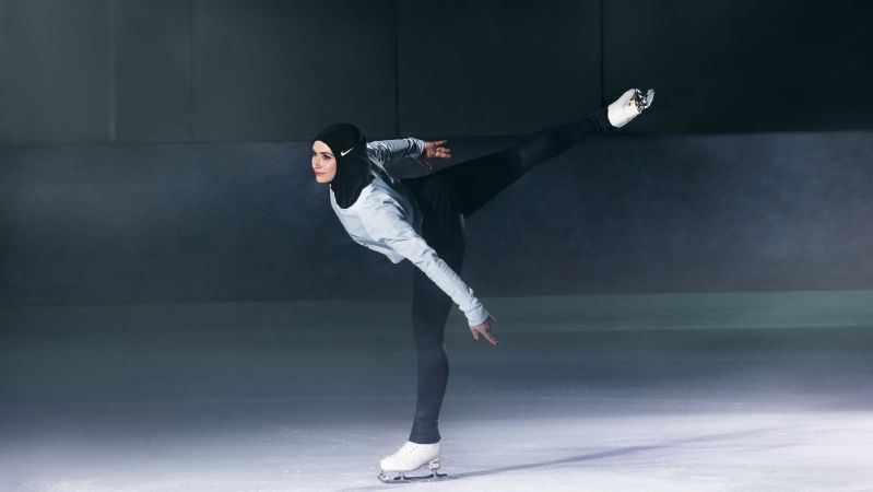 Nike this week announced the release of its Pro Hijab, which will be available next year.