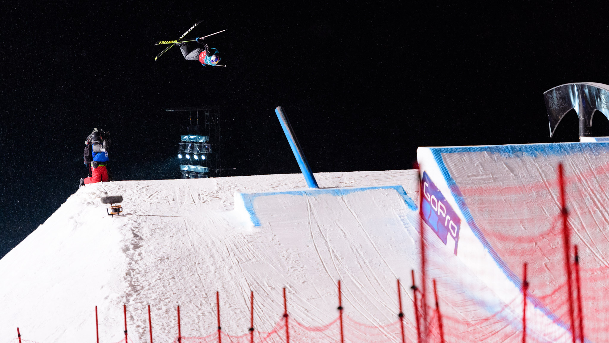 Oystein Braaten, Men's Ski Slopestyle Finals