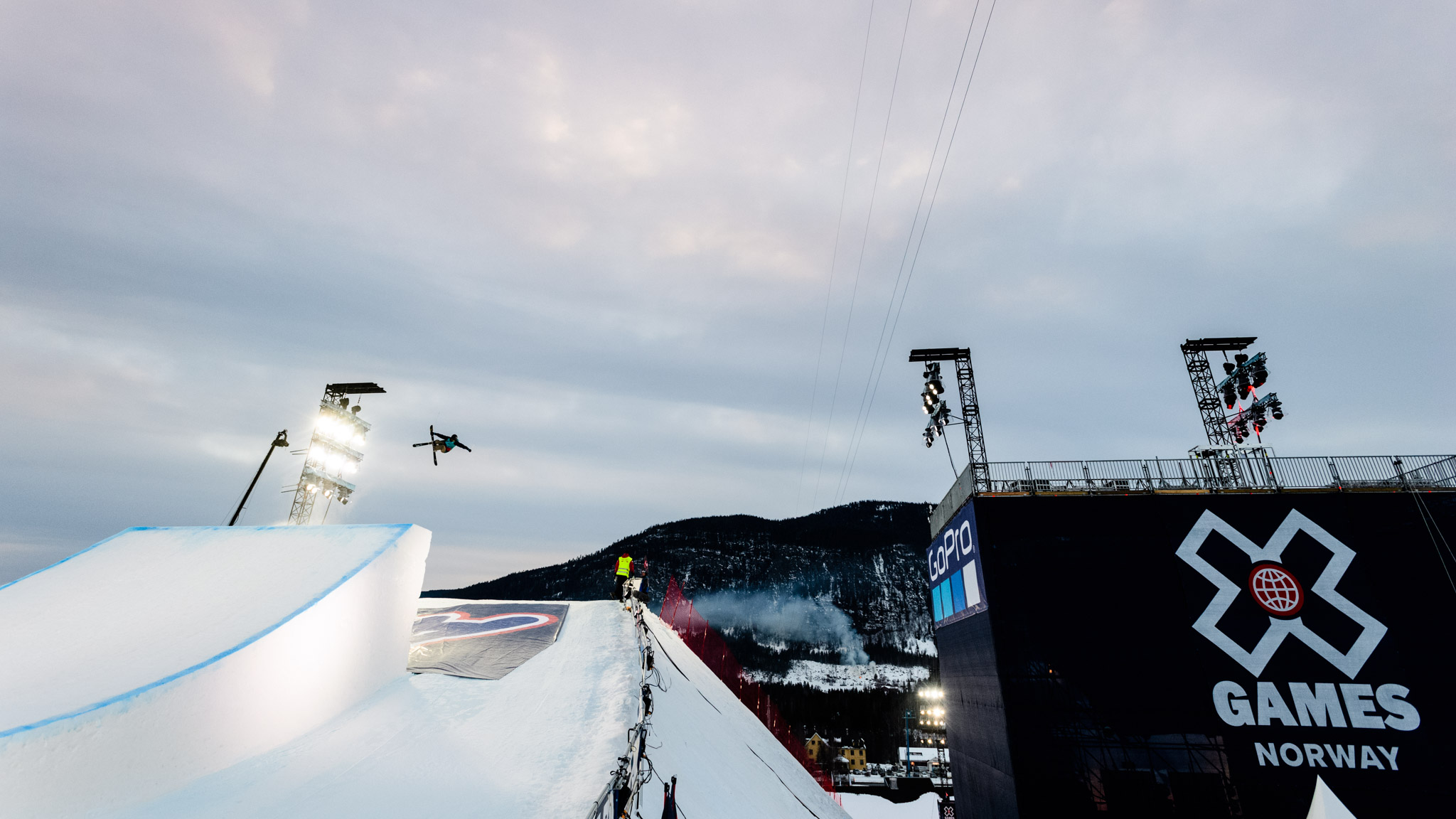 Mathilde Gremaud, Women's Ski Big Air Finals