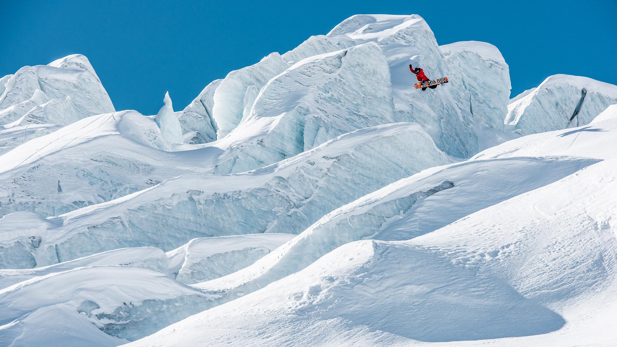 Eric Jackson, Switzerland