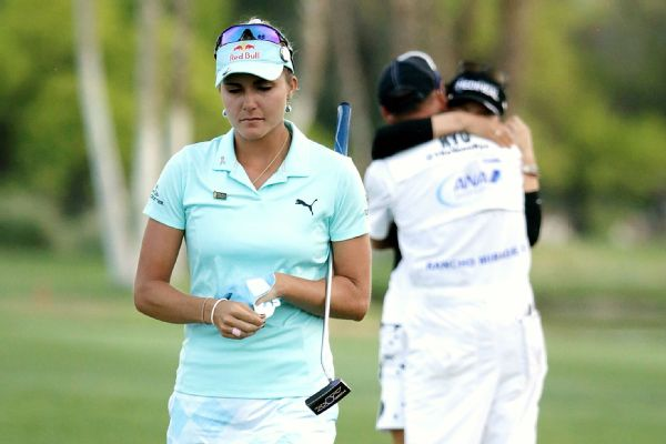 ANA Inspiration offers Lexi Thompson a chance for redemption