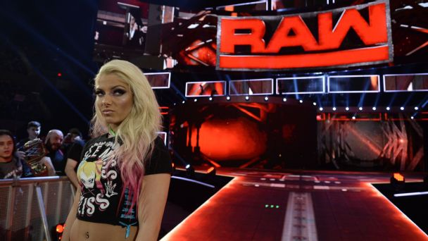 Alexa Bliss thrived during a nine-month stretch on SmackDown, where she became a two-time women's champion and made one of the biggest leaps of any of the six NXT superstars drafted in the 2016 brand separation draft. Her next step? Monday nights on Raw.