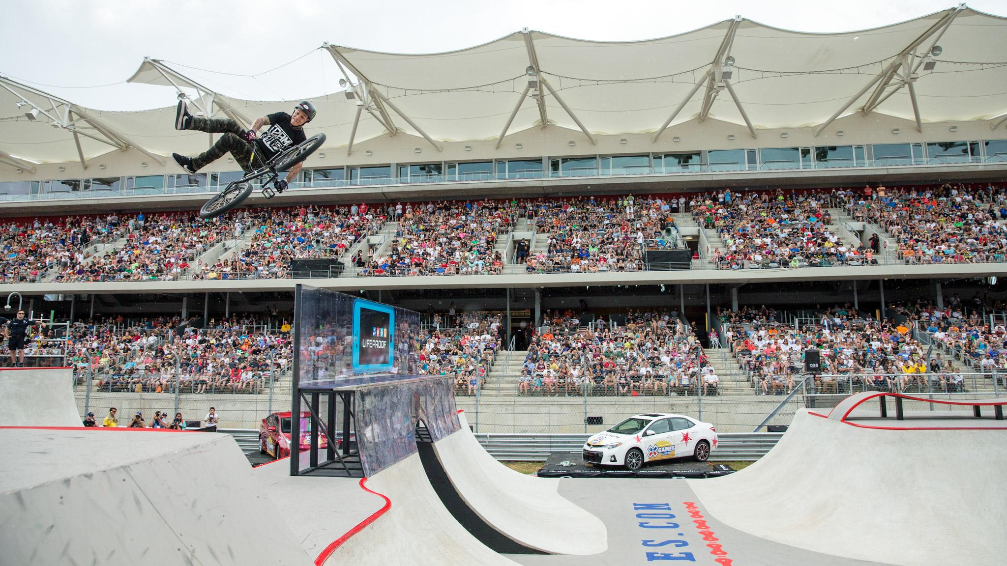 BMX Mirra Best Trick: Kyle Baldock