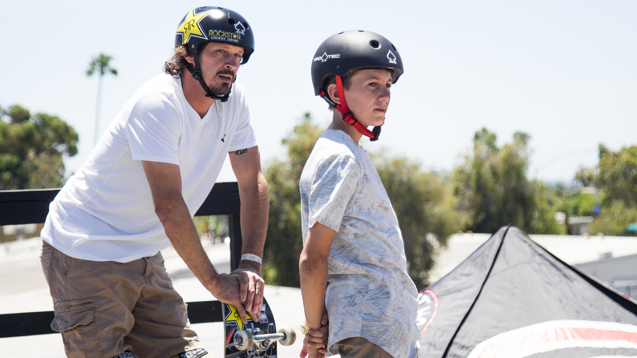 Skate generations