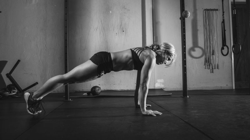 A former collegiate rower and world champion in whitewater racing, Juliet Starrett founded the first CrossFit gym in San Francisco.