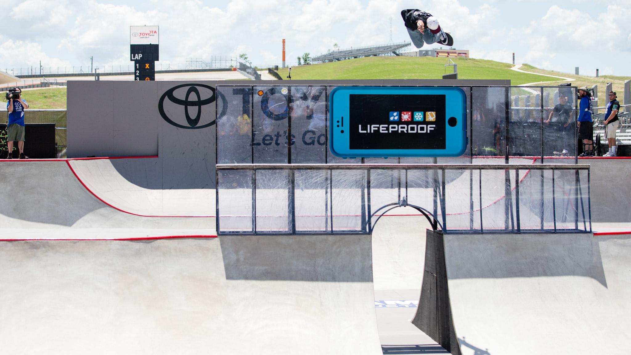 Pedro Barros: Skateboard Park
