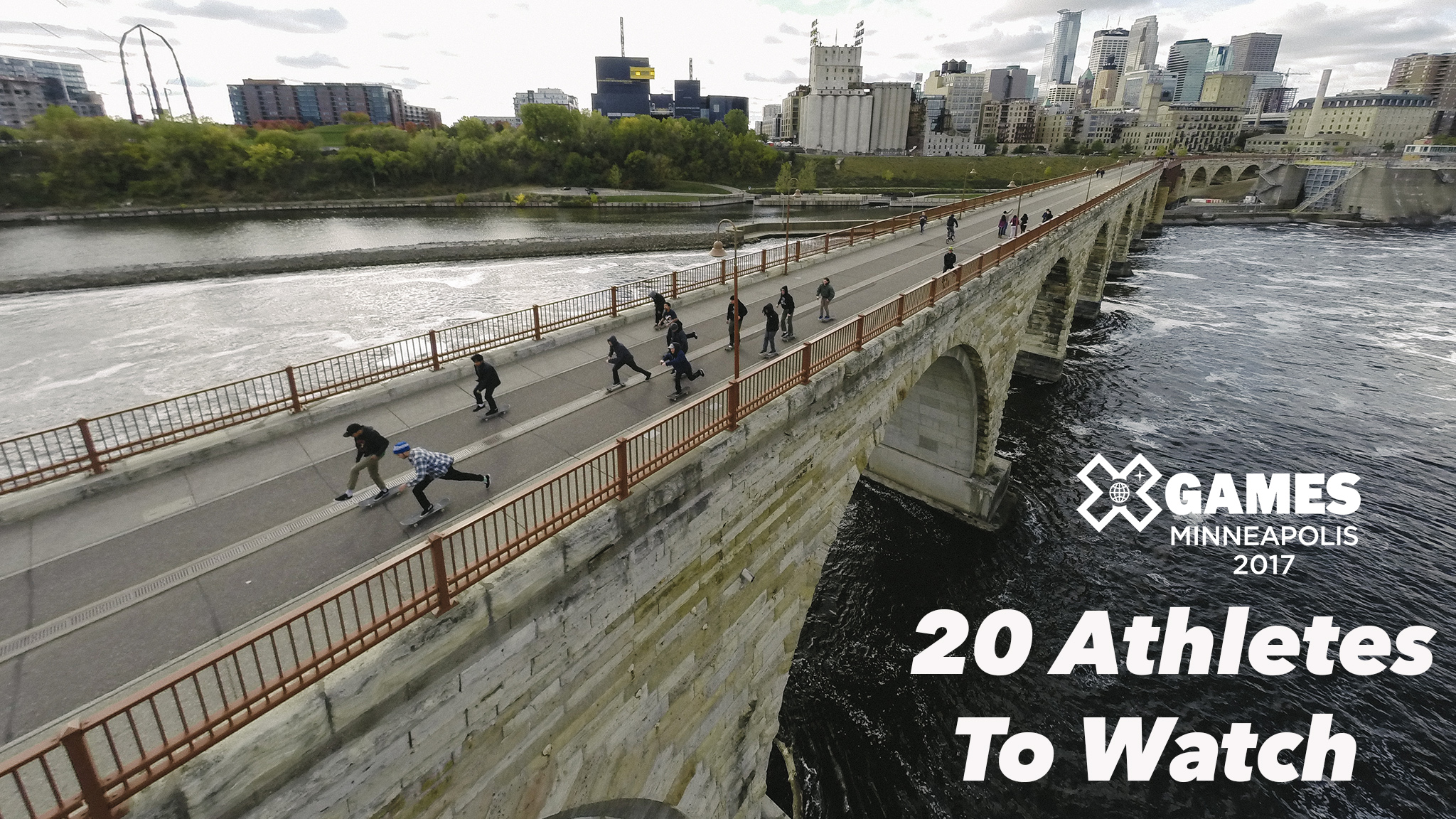 X Games Minneapolis: Athletes to watch