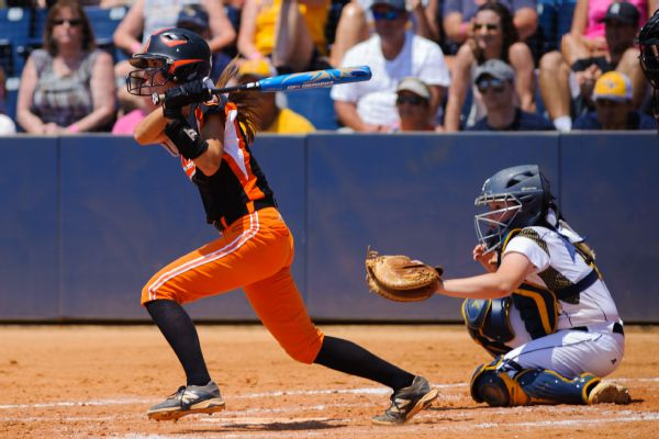 Sydney Snyder hit the game-winning RBI single in the bottom of the sixth inning to lead North Davidson to the North Carolina Class 4-A championship.