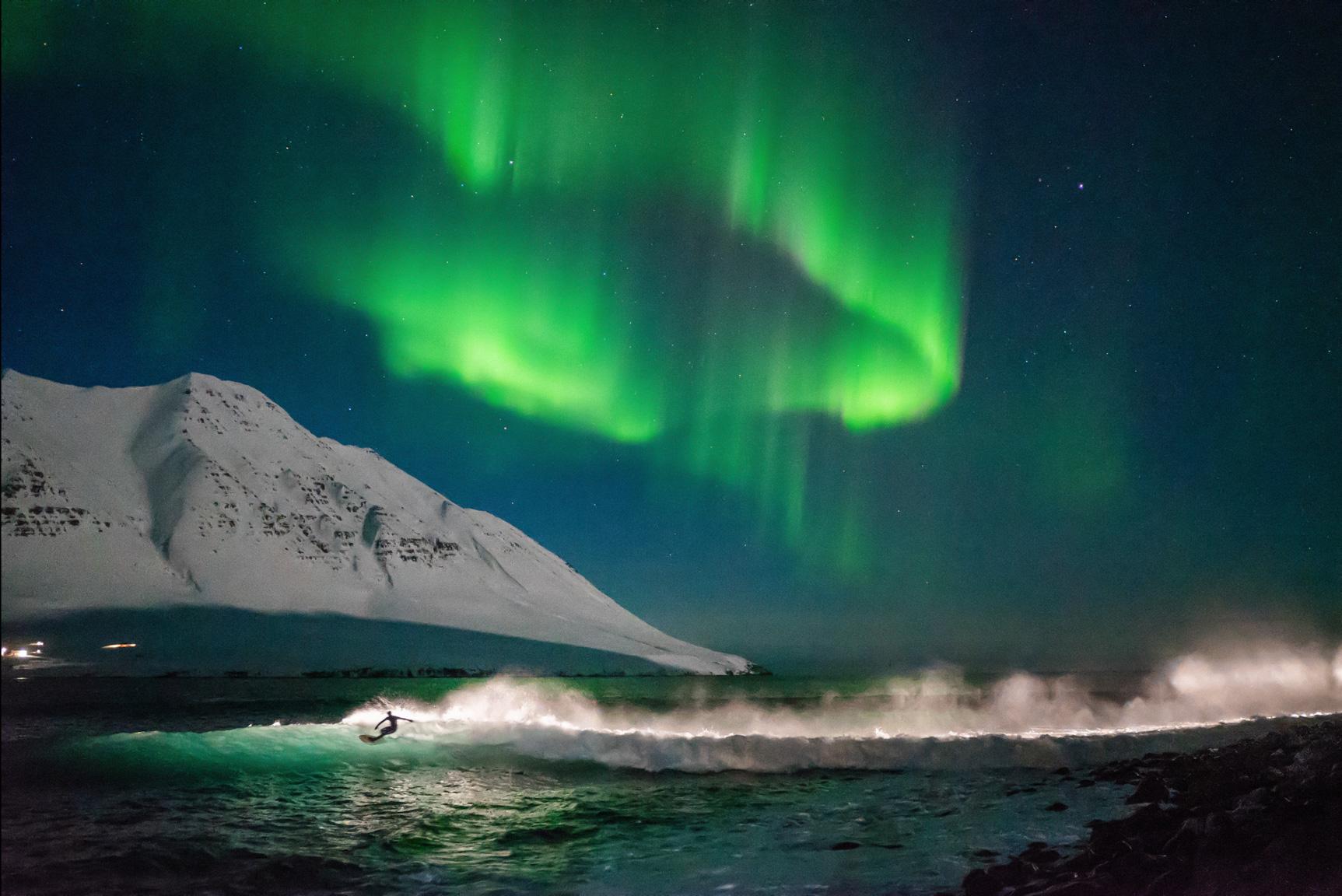 Timmy Reyes, Iceland