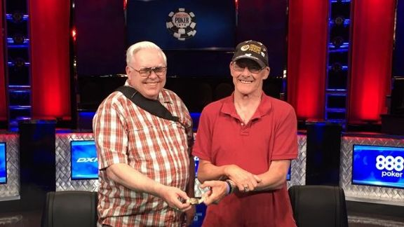 Strip Poker Winner Gets Handjob From Amber Lynn Bach