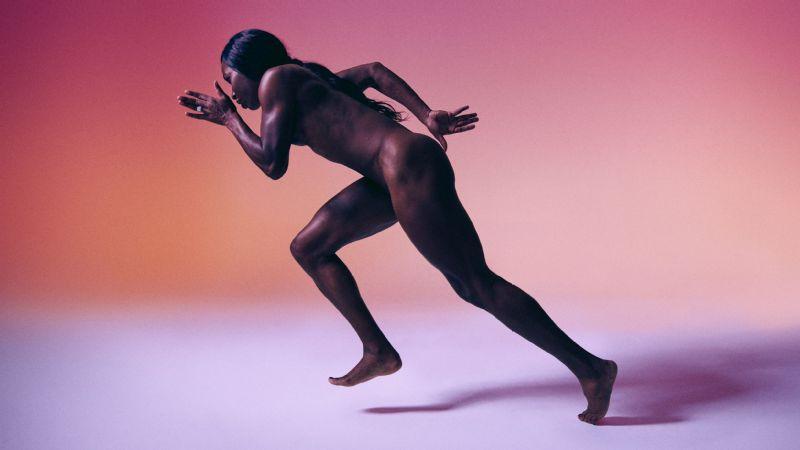 Novlene Williams-Mills, Body Issue, ESPN The Magazine