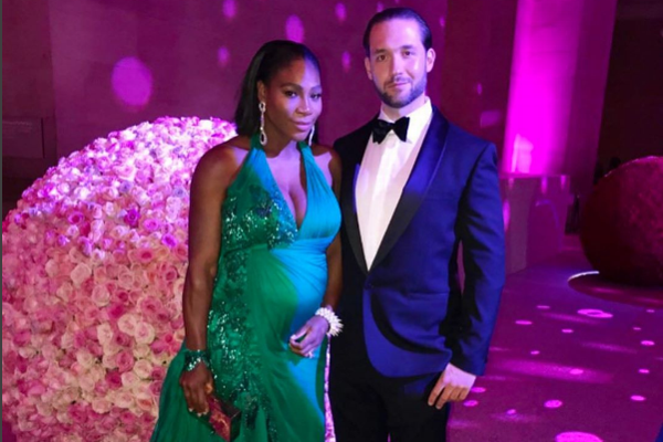 Serena Williams: Biggest luxury while pregnant is rest, quality family time