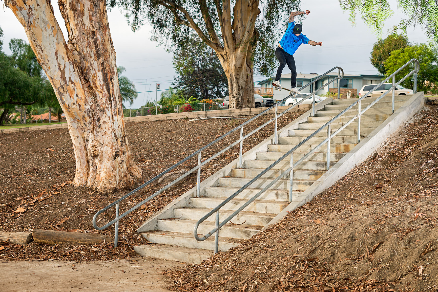 Nyjah Huston, San Diego, California