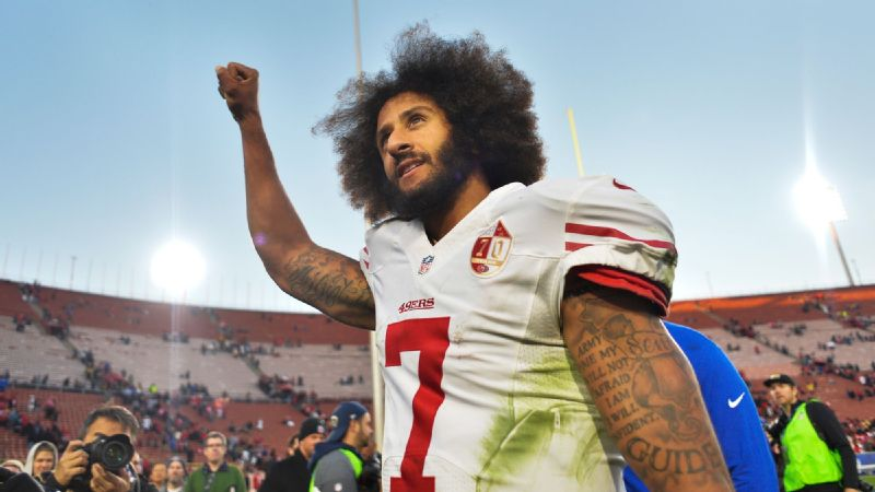 Supporting Colin Kaepernick meant opting out of fantasy football for some fans.