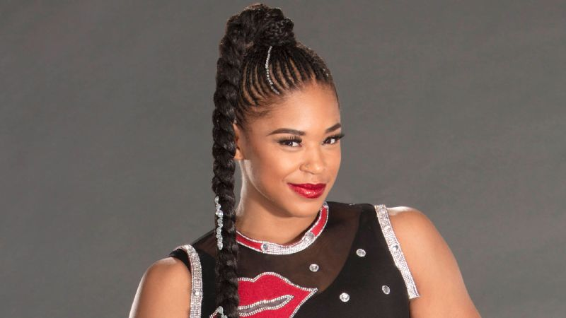 Bianca Blair is one of the contestants in the inaugural Mae Young Classic.