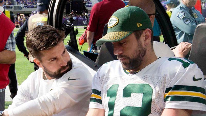 Packers vs. Vikings (Aaron Rodgers )