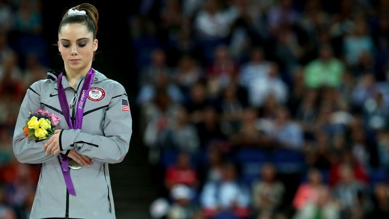 McKayla Maroney joined the #MeToo movement last week by saying she was the victim of abuse while training to become an Olympic gymnast.