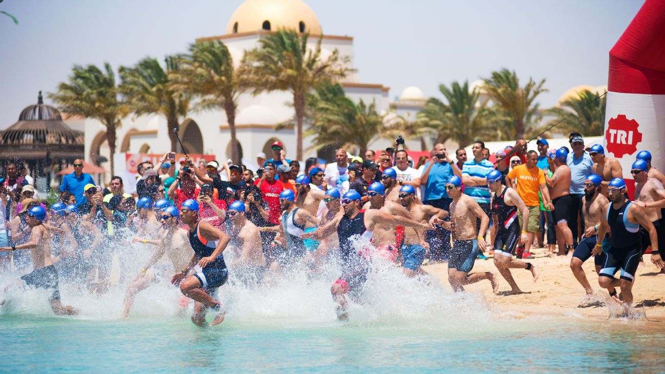 This month approximately 1,000 athletes will compete at the Sahl Hasheesh Triathlon (Nov. 16-18) in Egypt. TriFactory, the event organizer, put on its first tri in 2014 with 150 participants.