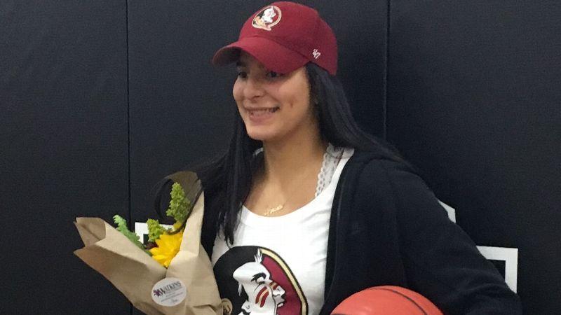 Izabela Nicoletti Leite, Florida State