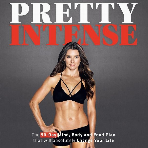 Danica Patrick releases Pretty Intense on Tuesday.