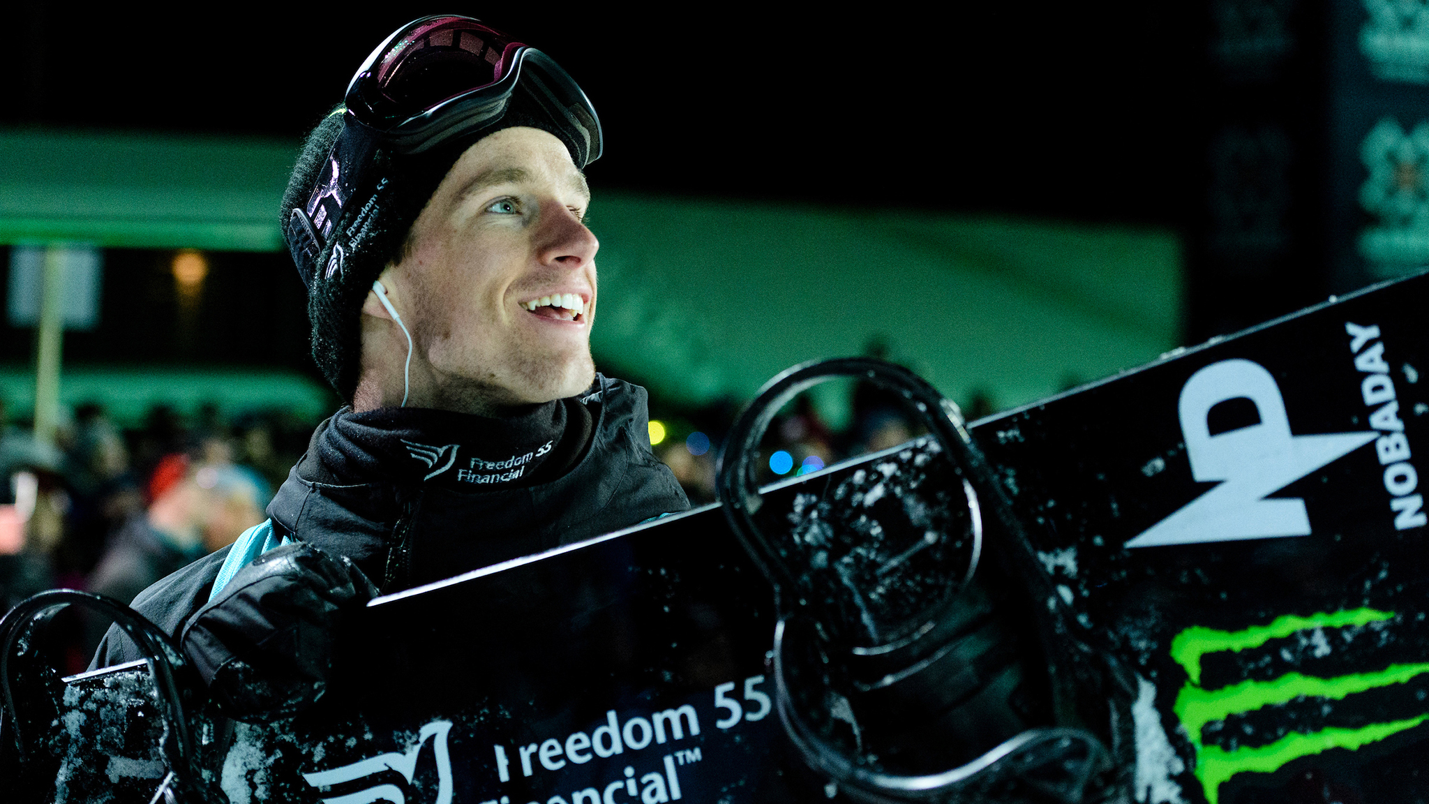 Max Parrot is the most successful X Games Snowboard Big Air athlete in history.