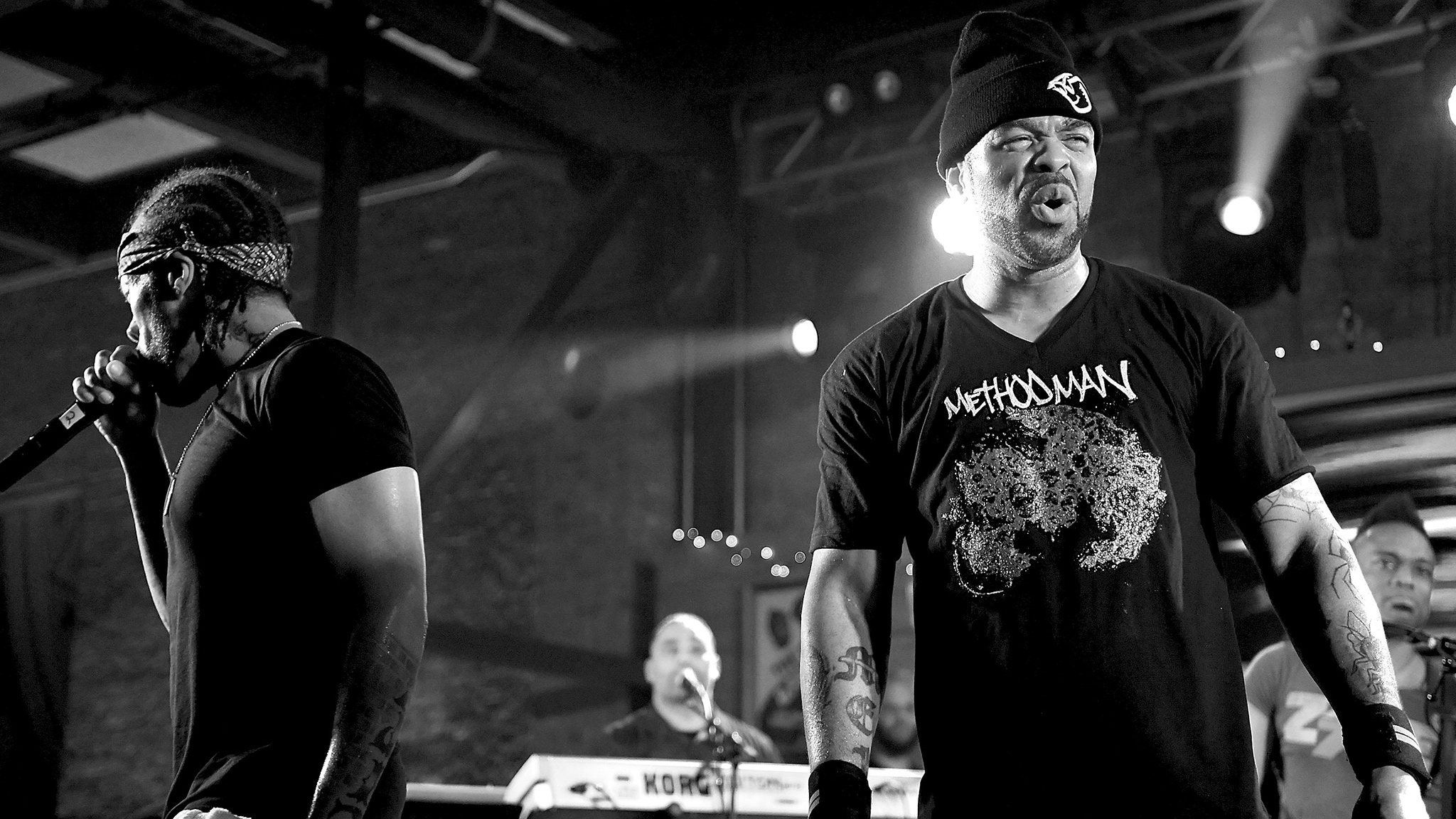 Redman and Method Man perform at Austin's SXSW in 2017.