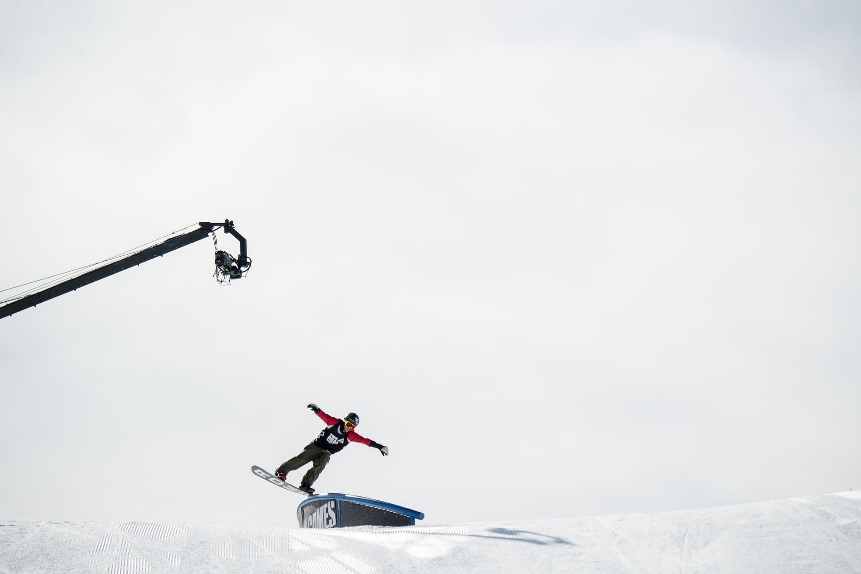 Ståle Sandbech, Snowboard Slopestyle Qualifier