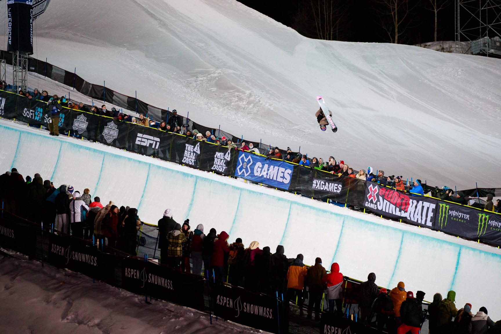 Chase Josey, Men's Snowboard SuperPipe Final