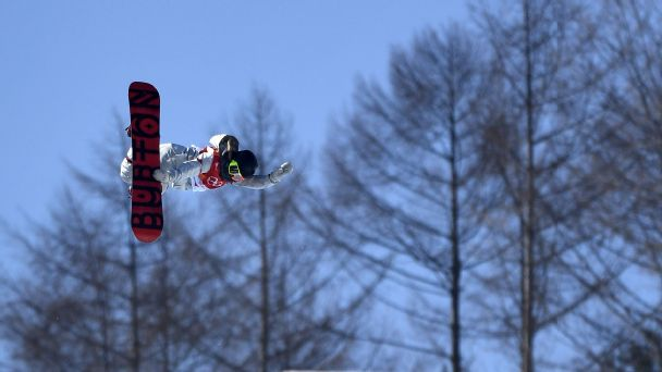 Chloe Kim had already secured gold by the time of her third run, but having learned her grandmother was in attendance for the first time, she targeted a perfect run. I said, 'This one's for Grams.