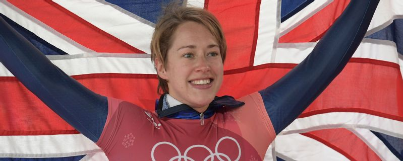 Lizzy Yarnold becomes the first British athlete to win two Winter Olympic gold medals, with teammate Laura Deas claiming a memorable bronze in the skeleton in Pyeongchang.