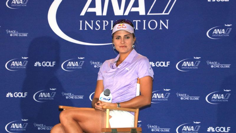 Lexi Thompson still haunted by ANA Inspiration controversy
