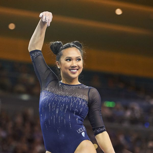 Christine Peng-Peng Lee sat out the first two seasons of her NCAA career after multiple knee surgeries.