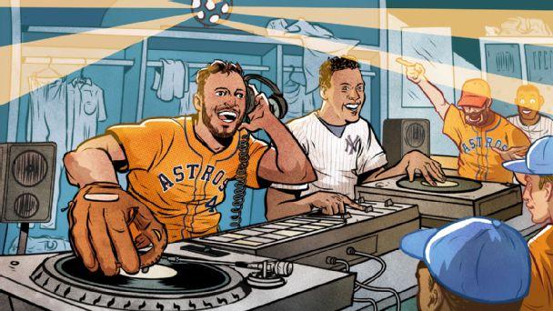 Inside MLBs Music Mania