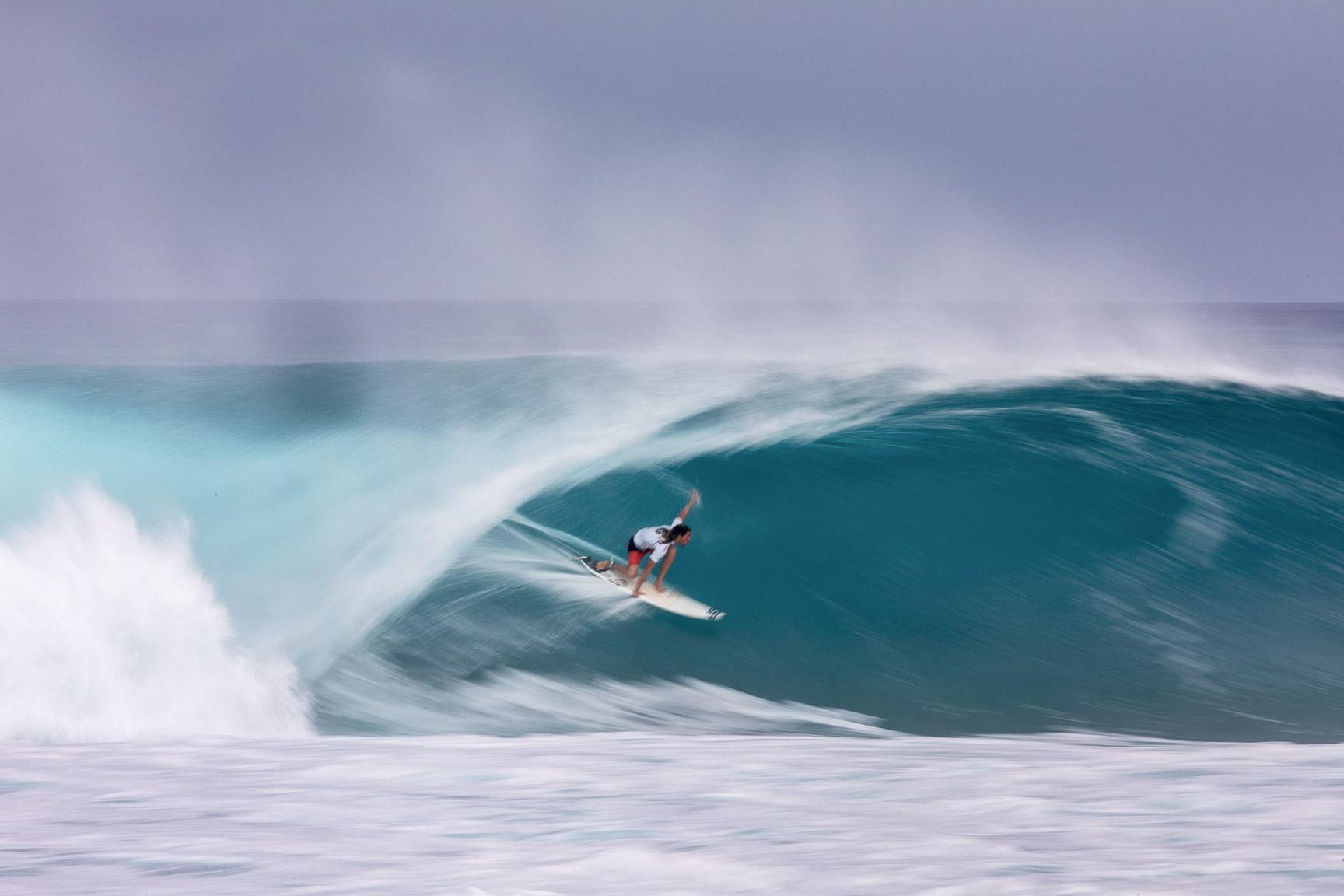 Robbie McCormick, Pipeline, Hawaii