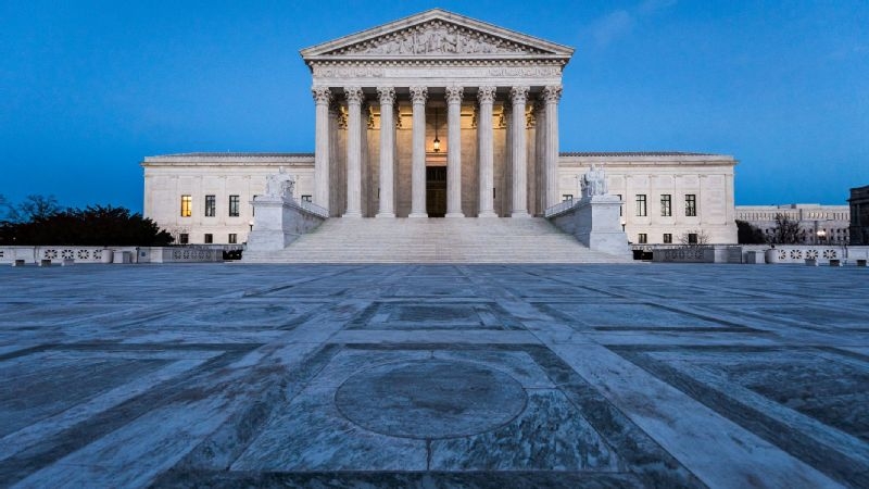 The Supreme Court issued a ruling Monday in the New Jersey sports gambling case, declaring that the Professional and Amateur Sports Protection Act is unconstitutional, leaving states to decide individually if they want to offer sports betting.